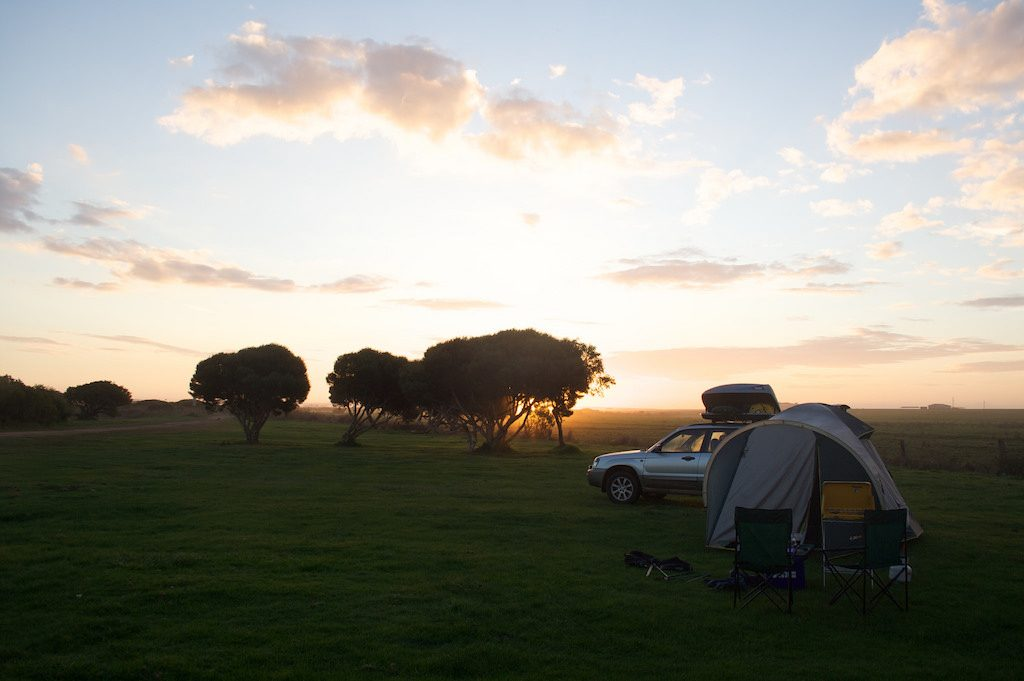Camping Your Way Around Australia: Camping in Western Victoria
