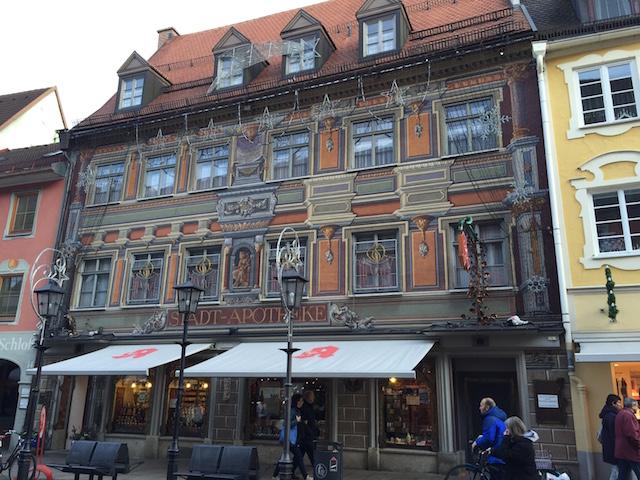 The town of Füssen