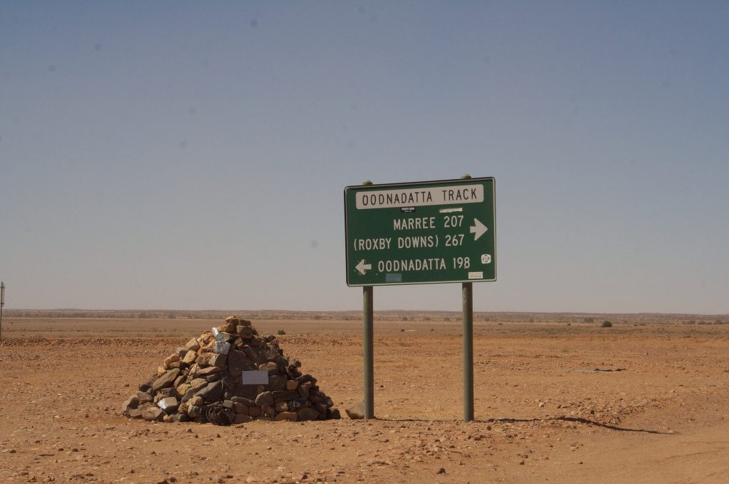 Oodnadatta Track, Outback Australia