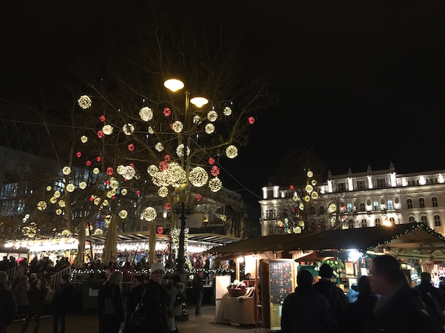 Christmas Markets, Budapest