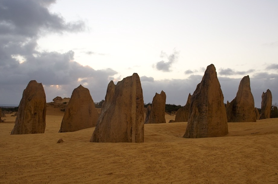 The Pinnacles, WA