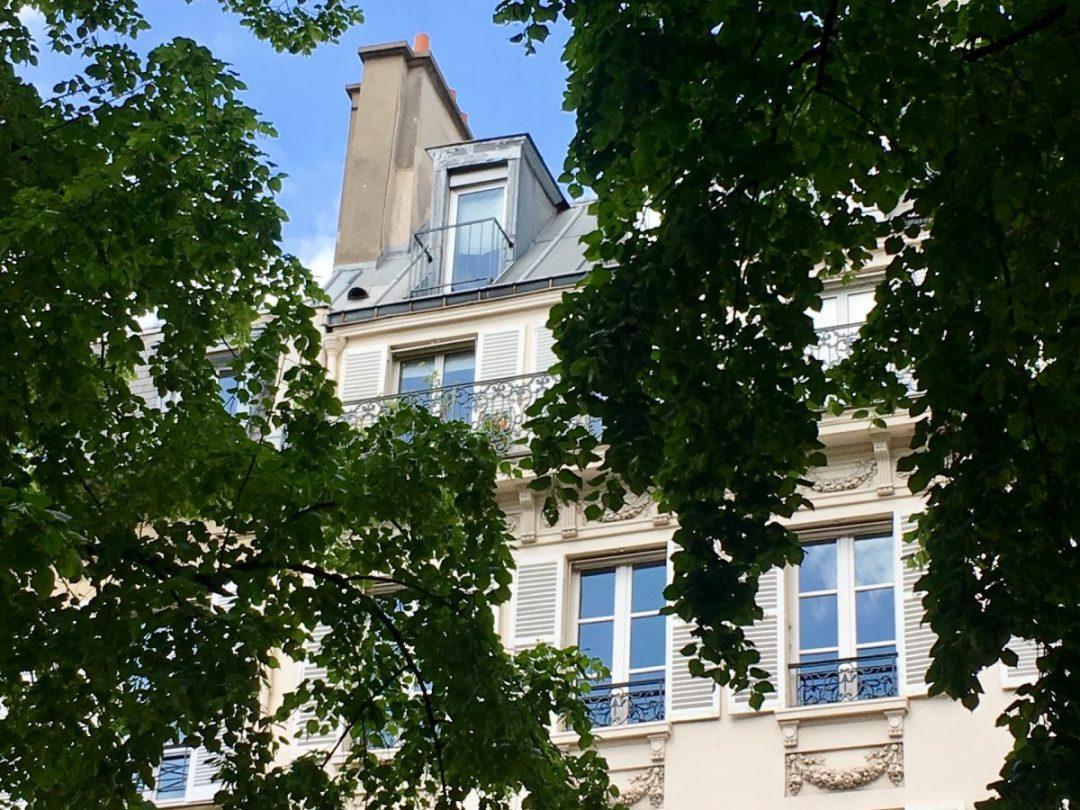 Romantic Airbnbs in Paris