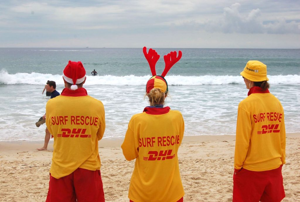 Christmas in Australia facts