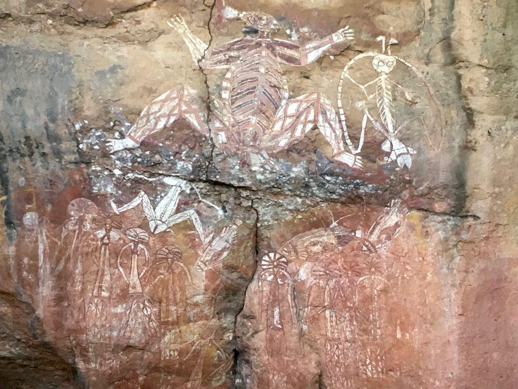 Nourlangie Rock Art, Kakadu