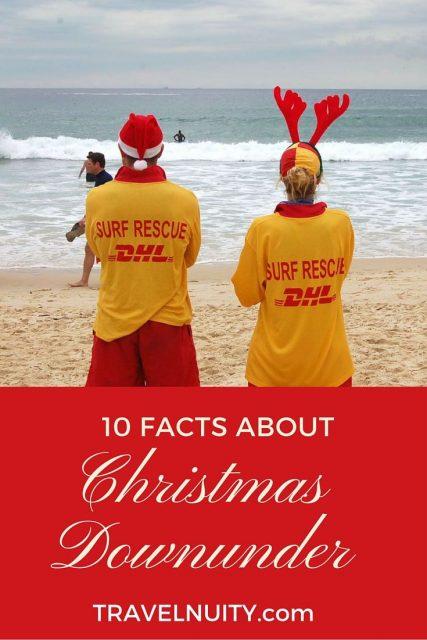 Christmas facts Australia