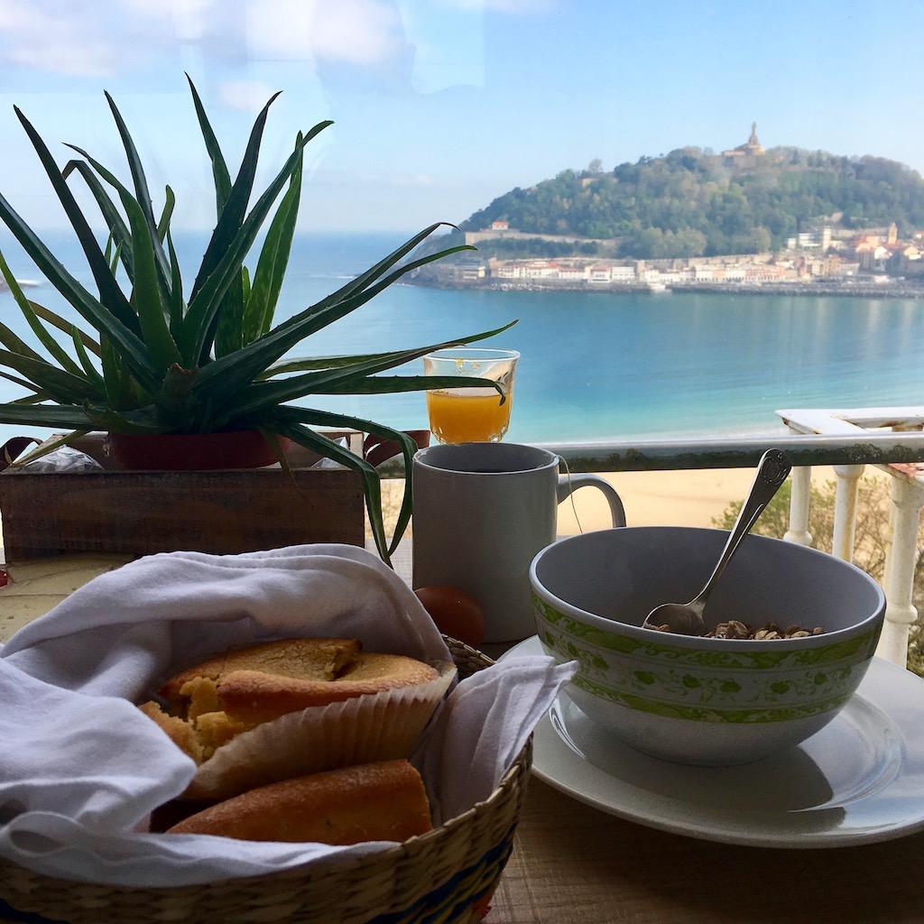 Far Out Inn Breakfast