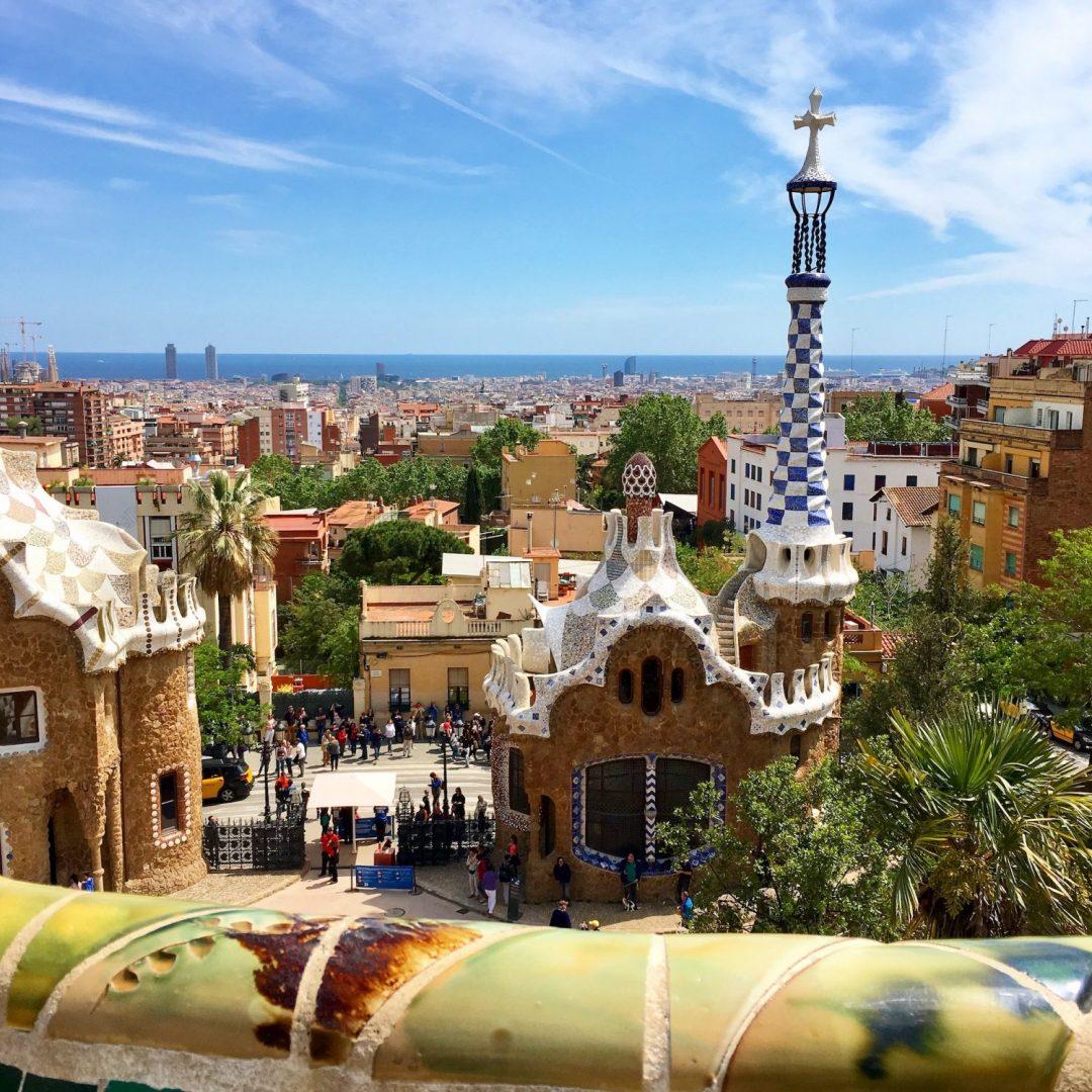 Gaudi tour Barcelona