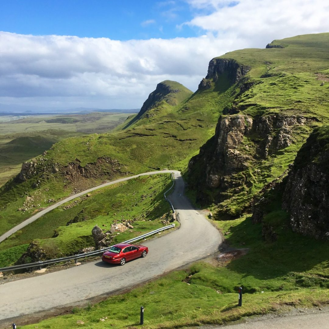 Tips for Hiring Cars Around the World: Driving on Isle of Skye