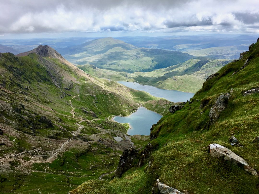 How Long To Climb Snowdon >> On Top Of Wales Climbing Snowdon With A Dog Travelnuity
