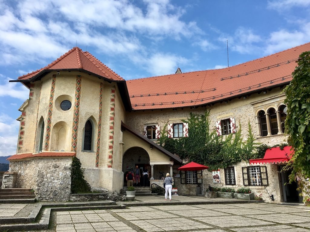 Things to do in Lake Bled Slovenia: Bled Castle