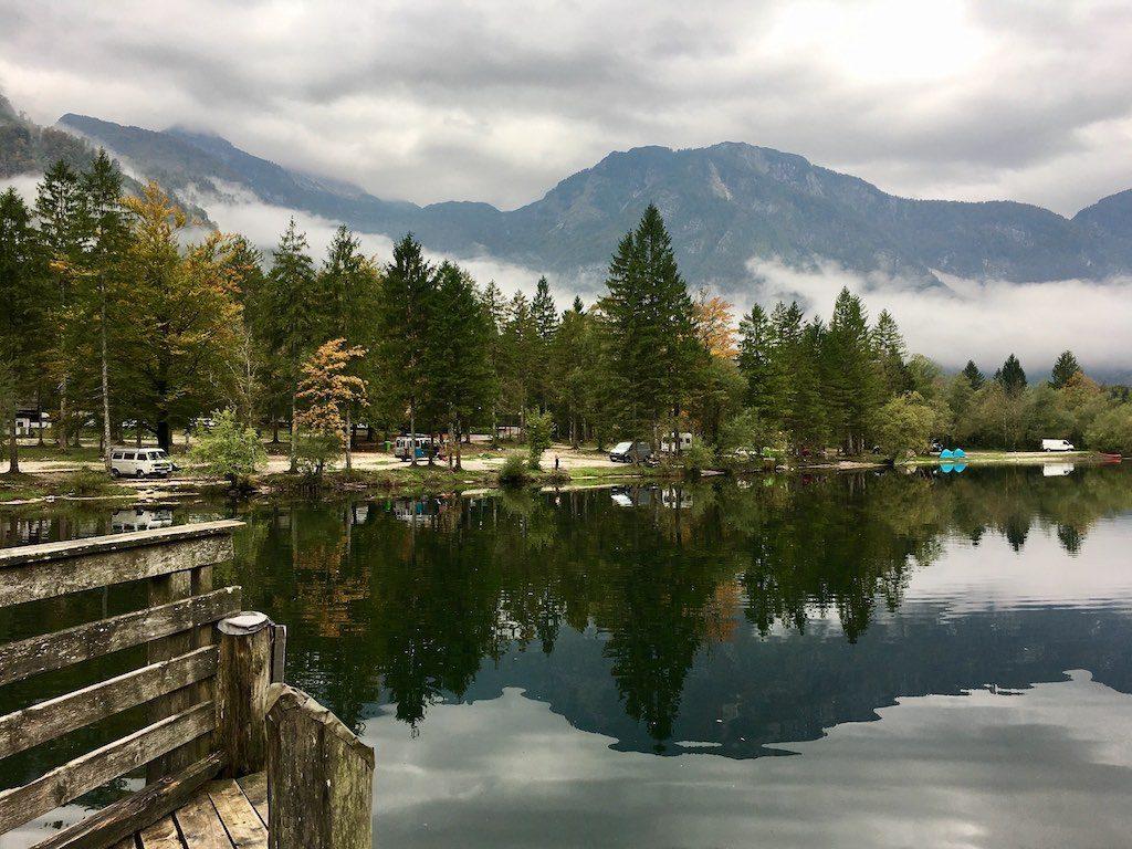 Lake Bled Activities: Day trip to Lake Borinj
