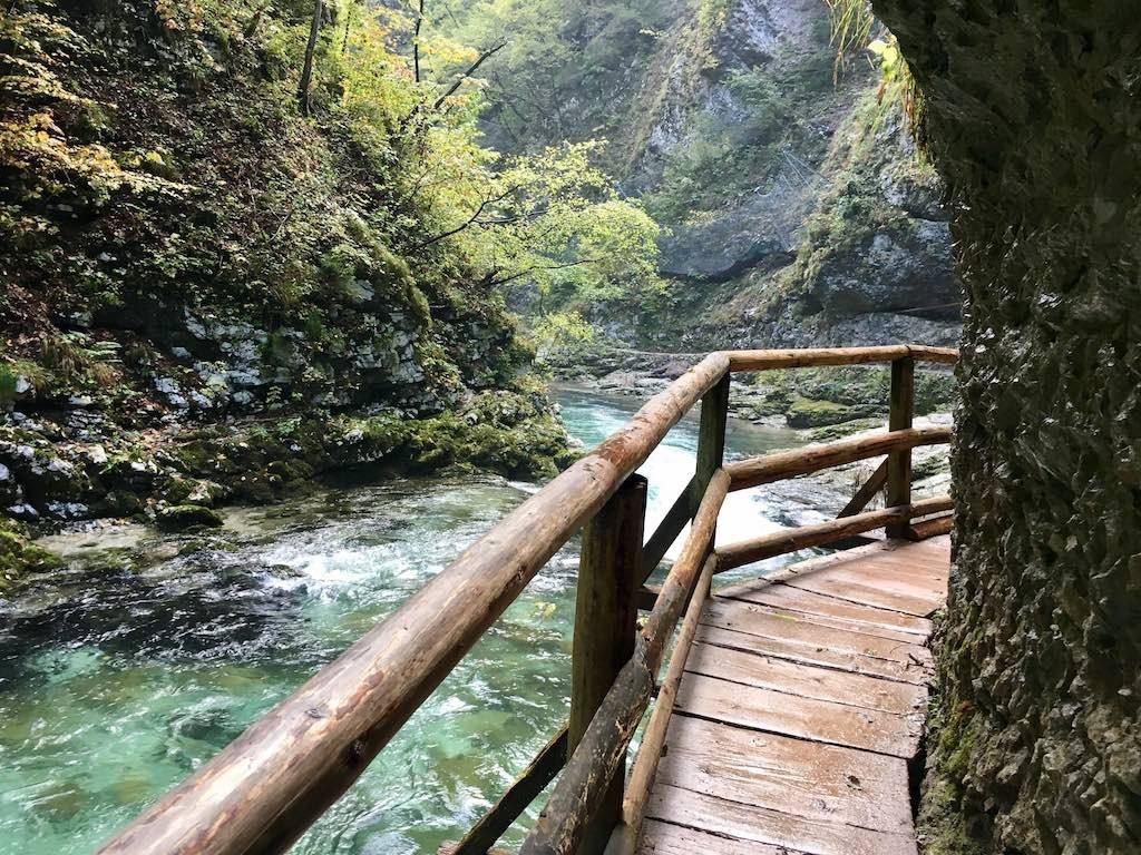 Lake Bled activities: Hike Vintgar Gorge
