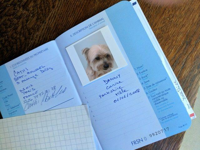 How to get a Pet Passport