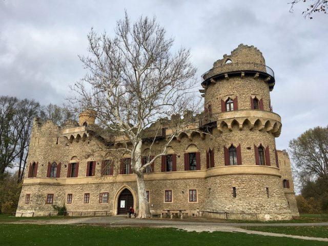 Lednice John Castle