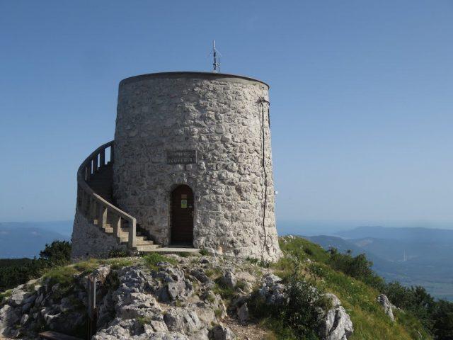 Vojak-mountain