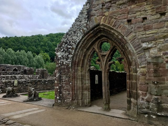 Things to do in Wales: Tintern Abbey