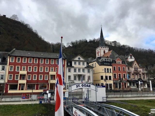 St Goat on the Rhine