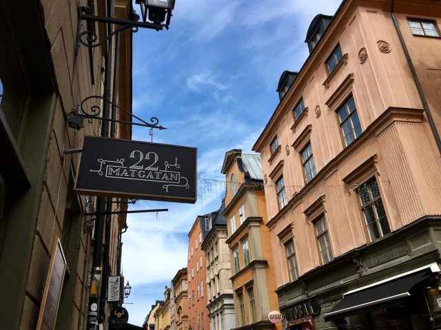 Stockholm dog-friendly sightseeing