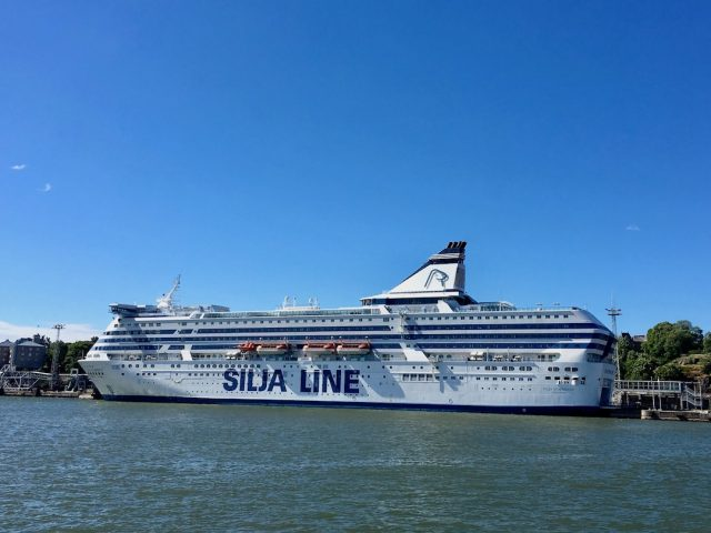 Tallink Silja Line dog-friendly cruises