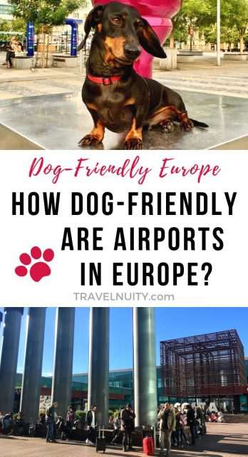 Europe Pet-Friendly Airports