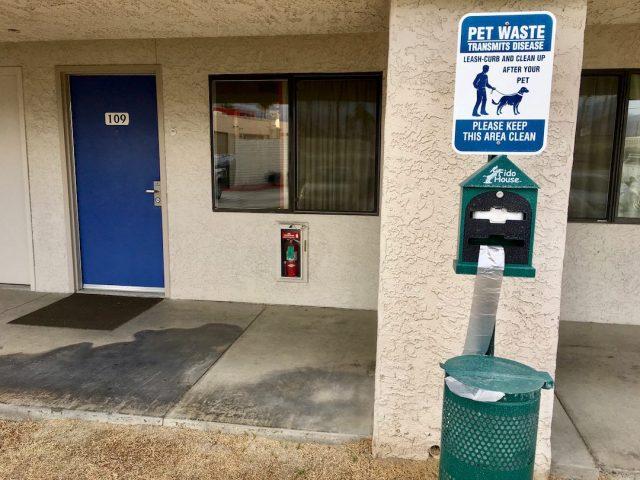 dog-friendly Motel 6