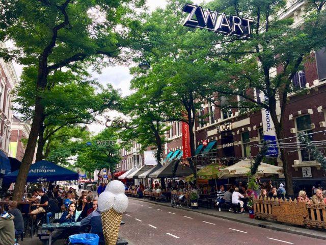 Dog-friendly dining Netherlands