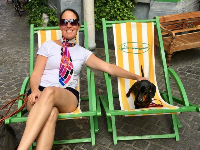 Dog-friendly Belgium