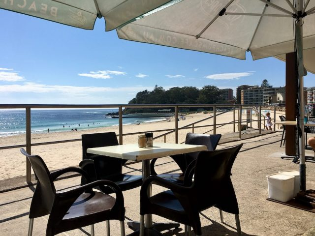 Dog-friendly cafe Forster-Tuncurry