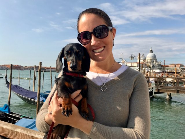Visit Venice with Dog