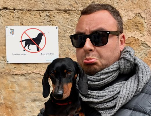 Visiting Non-Dog-Friendly Attractions