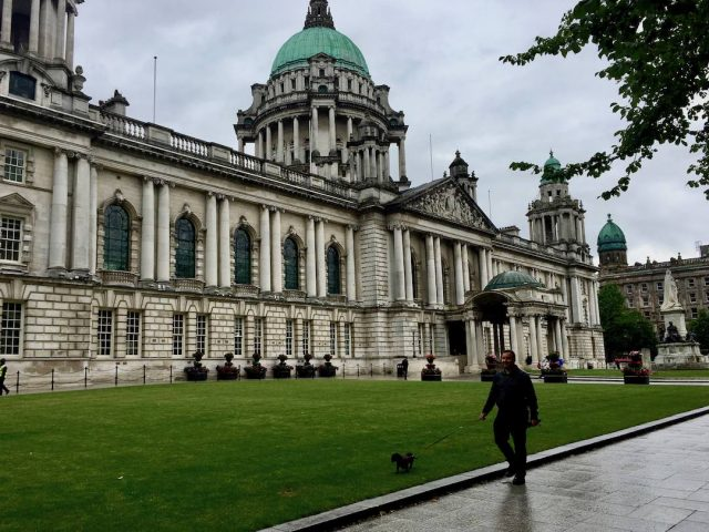 Taking dogs to Northern Ireland