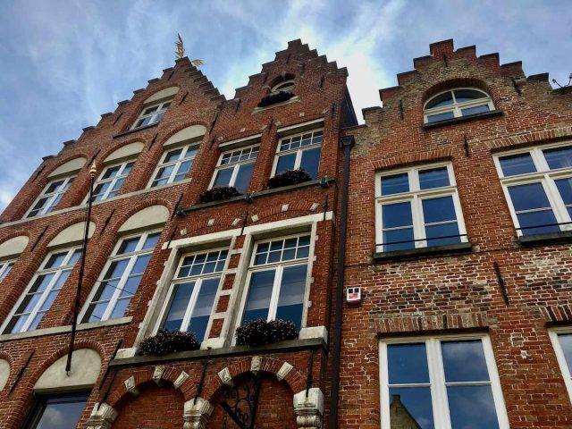 Dog-friendly Bruges
