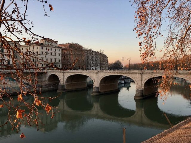 Banks of the Tiber, Rome