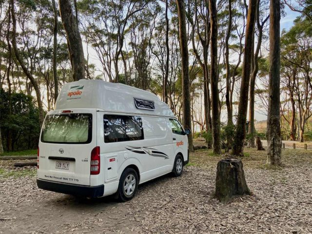 Campervan Australia tips
