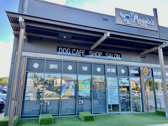 Dog-friendly cafe in Coffs Harbour