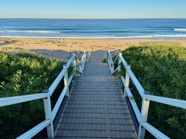 Dog-friendly Shelly Beach