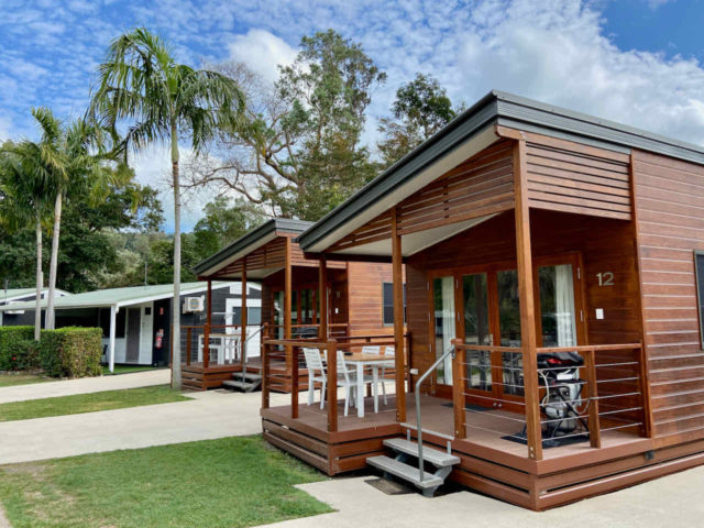BIG4 Whitsundays Tropical Eco Resort Cabins