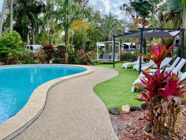 BIG4 Whitsundays Eco Resort Swimming Pool