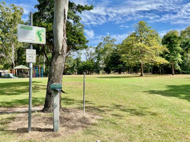 Bicentennial Park Off-Leash Area